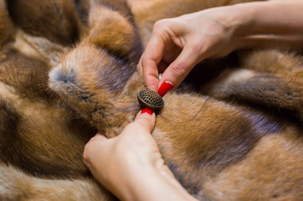 rimessa a modello pellicce